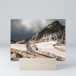 Tranquil landscape Mini Art Print