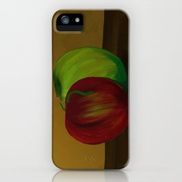 Them's Apples iPhone Case