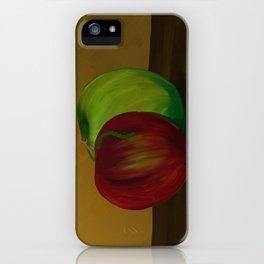 Them's Apples iPhone Case