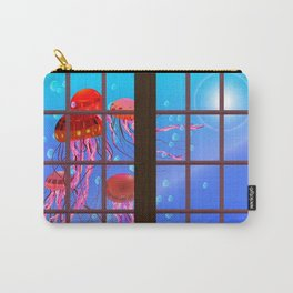 Window Jelly 1 Carry-All Pouch