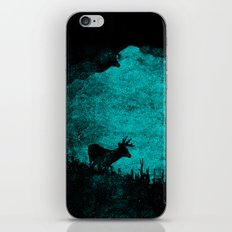 Patronus in a Dream iPhone & iPod Skin