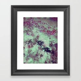 color fields Framed Art Print
