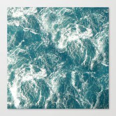 Sea 2 Canvas Print