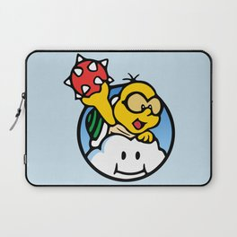 The Rider of the Clouds Laptop Sleeve