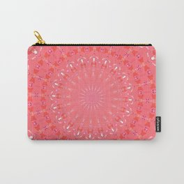 PINK BUTTERFLY MANDALA Carry-All Pouch