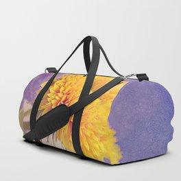 Vintage sunflower Duffle Bag