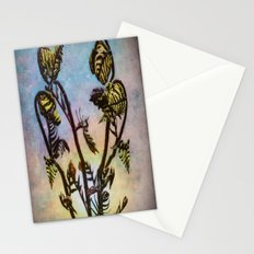 Spring Ferns Stationery Cards