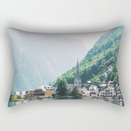 Hallstatt III Rectangular Pillow