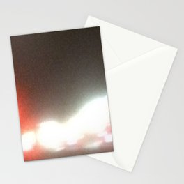 Abstracte Light Art in the Dark 17 Stationery Cards