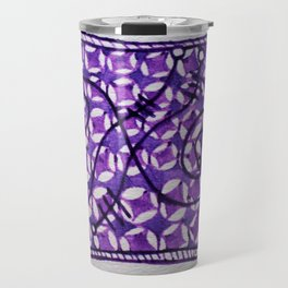The Purple Swoop Travel Mug