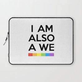 I AM ALSO WE - SENSE 8 Laptop Sleeve