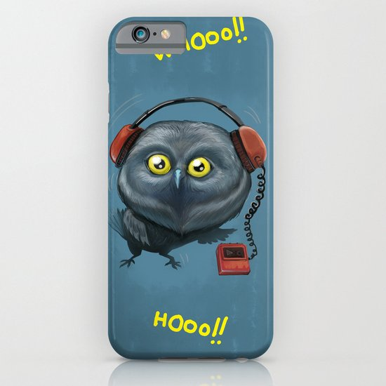 Hooting lesson iPhone & iPod Case