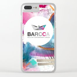 BARCCA by leo tezcucano 2 Clear iPhone Case