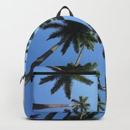 California Palm Trees Backpack