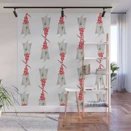 Multiple Gnomes Wall Mural