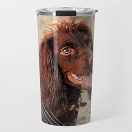 Working Cocker Spaniel Travel Mug