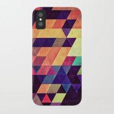zzyymmyynng iPhone X Slim Case