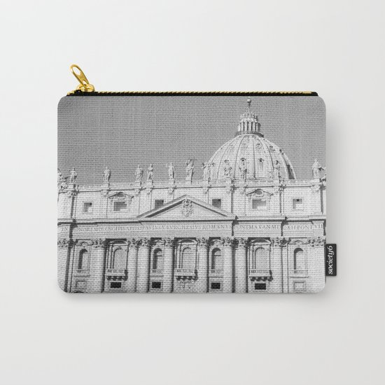 St Peter's Basilica Rome Carry-All Pouch