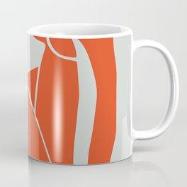 Blue Nude in Orange - Henri Matisse Coffee Mug