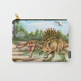 Dinosaur Species Carry-All Pouch