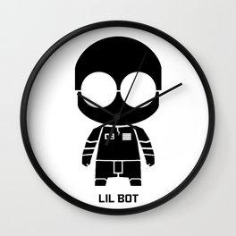 L.I.L. BOT Wall Clock