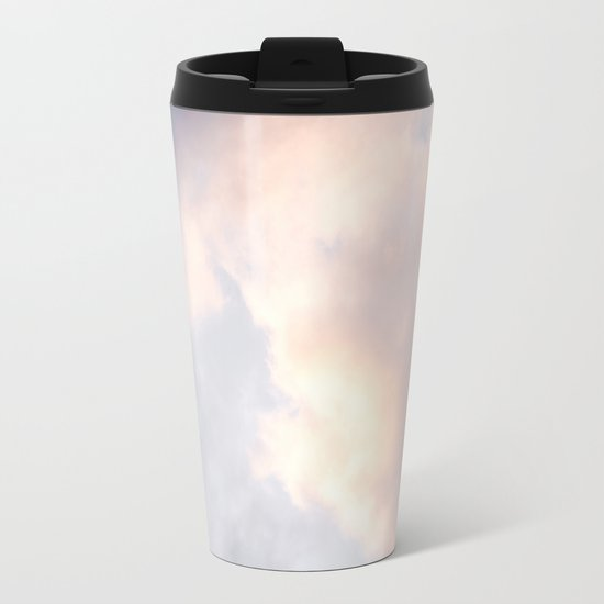 Creamy Clouds Travel Mug