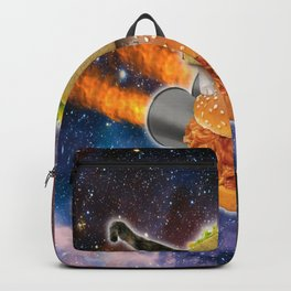cat fly Backpack