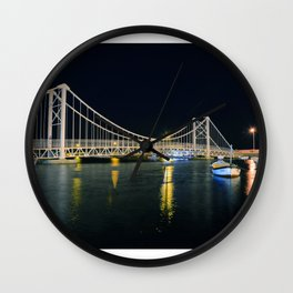 The New Bridge, Bandırma Wall Clock