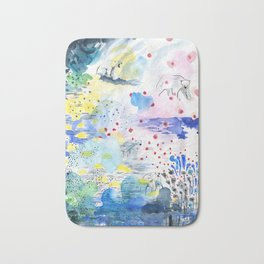 They lived lives no one had dreamt of Bath Mat