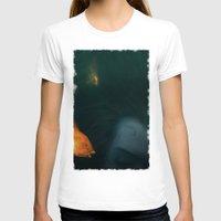 underwater T-shirts featuring Underwater by Filip Radulescu