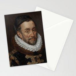 Adriaen Thomasz Key - William I, Prince of Oranje Stationery Cards