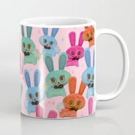 Cute Fluffy Bunnies Coffee Mug