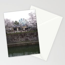Children's Zoo in Kyoto, Japan Stationery Cards