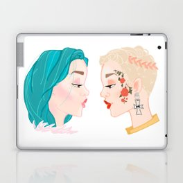 Two Halseys Laptop & iPad Skin