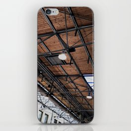 History in the Rafters iPhone Skin