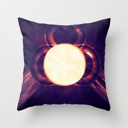 PONG #3 Throw Pillow