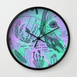 i know Wall Clock