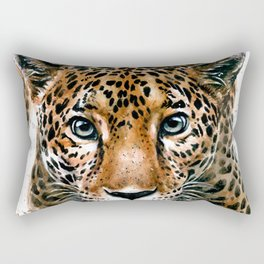 Jaguar Rectangular Pillow
