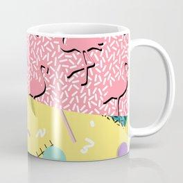 Dreaming 80s #society6 #decor #buyart Coffee Mug
