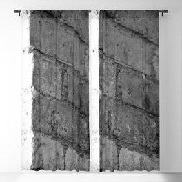 Cream City Brick Blackout Curtain