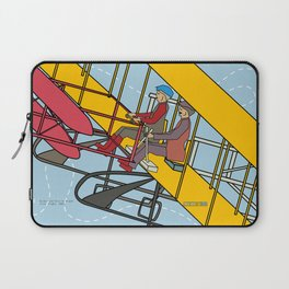 Wilbur and Orville Wright, 1903 Laptop Sleeve