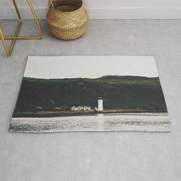 Isle Of Mull Lighthouse Rug