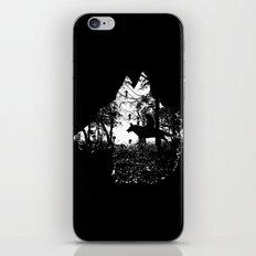 Mononoke Forest iPhone & iPod Skin