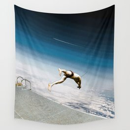 Sky Dive Wall Tapestry