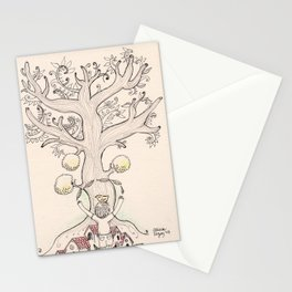 Tree Of Trees Stationery Cards