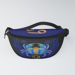 Zodiac - Cancer Fanny Pack