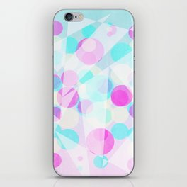 Bubbling up iPhone Skin