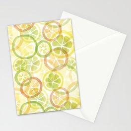 Citrus_yg Stationery Cards