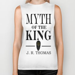 Myth of the King cover Biker Tank