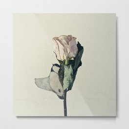 flowerbird Metal Print